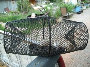 minnow-style snake trap